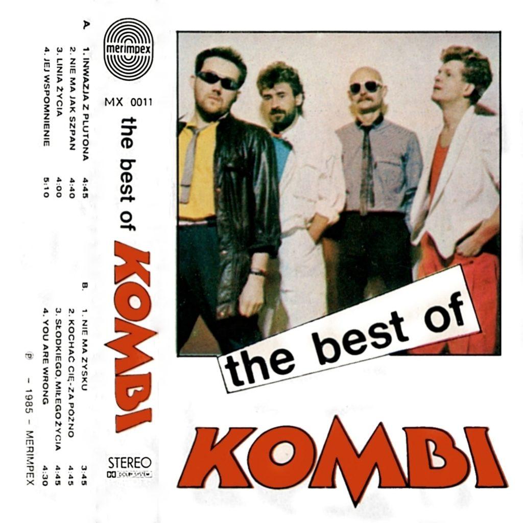 The Best Of Kombi Kombi