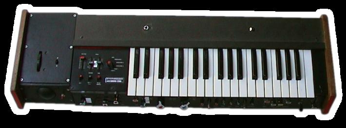 Zdjęcie syntezatora Mini Korg 700s