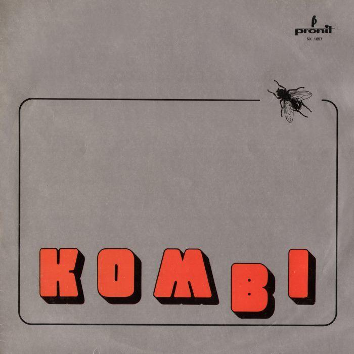 Okładka płyty Kombi - Kombi