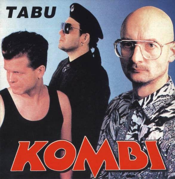 Okładka albumu Kombi płyta Tabu