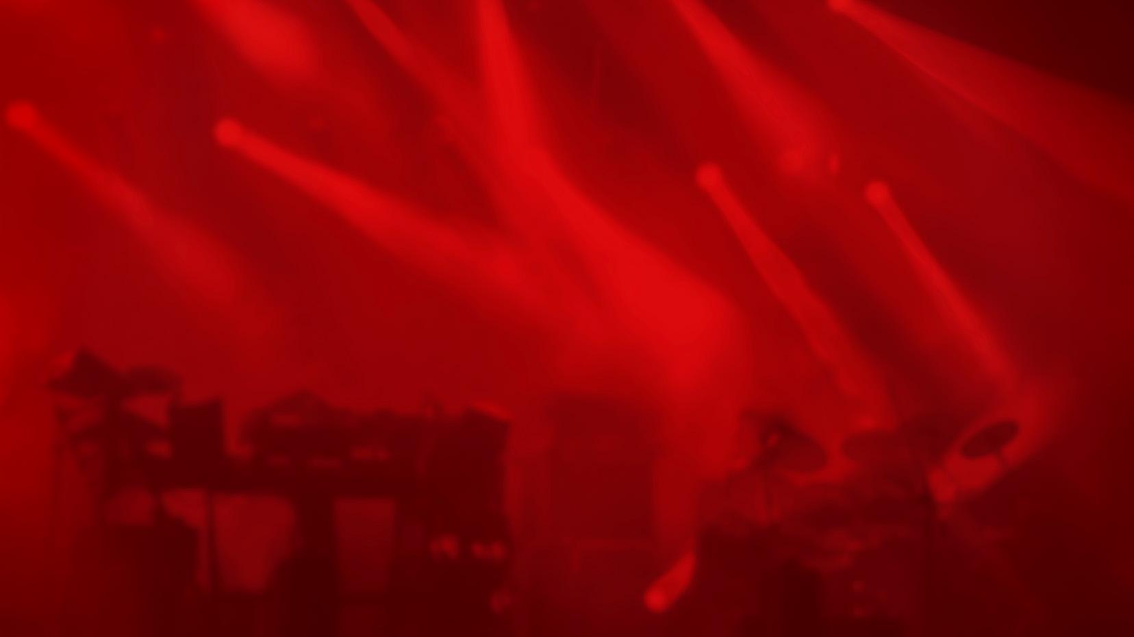Scena koncertowa zespołu Kombi